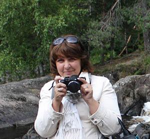 Елена Чебукина