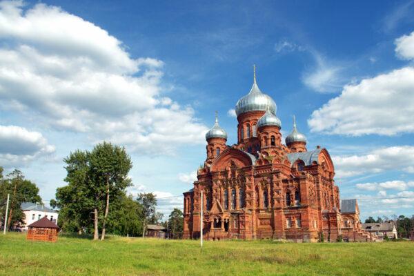 4 ноября - в Данилове и Толгском монастыре